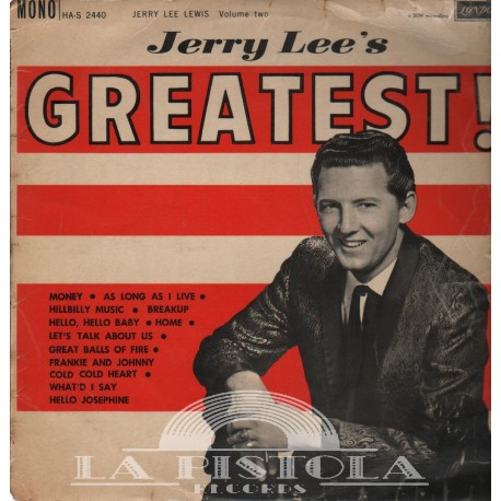 Jerry Lee Lewis - Greatest