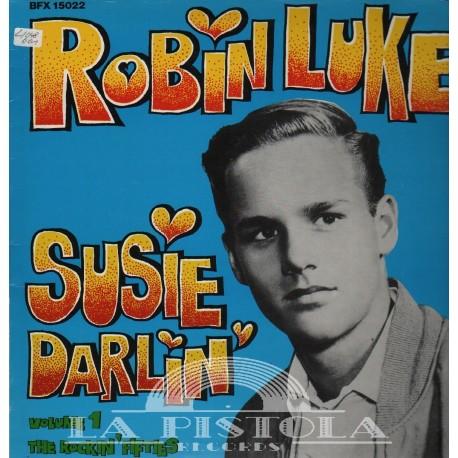 Robin Luke - Susie Darlin'