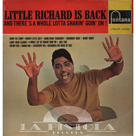 Little Richard - Little Richard Is Back