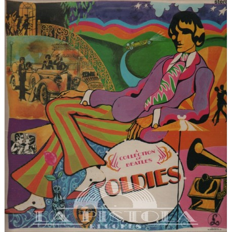 "The Beatles - A Collection Of Beatles ""Oldies"""