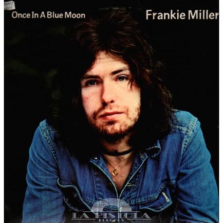 Resultado de imagen de Frankie Miller - Lp: 'Once in a blue moon'