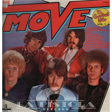 The Move - The Greatest Hits/Vol.1