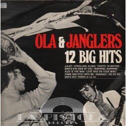 Ola and Jangler's - 12 Big Hits