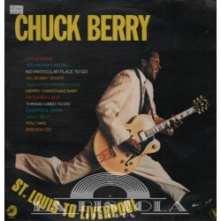 Chuck Berry - St.Louis To Liverpool