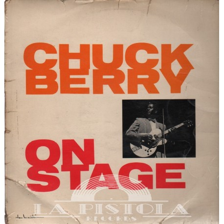 Chuck Berry - On Stage