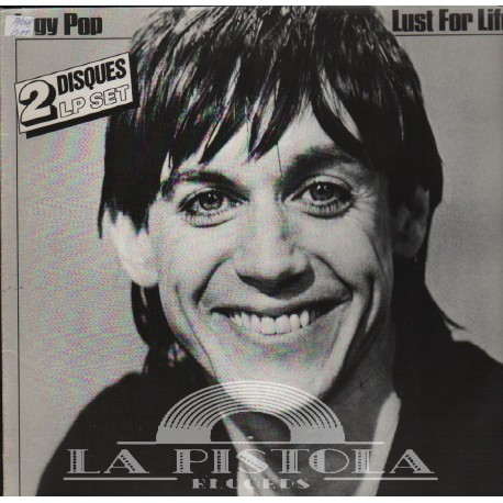 Iggy Pop - Lust For Life / The Idiot