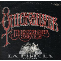 Quicksilver Messenger Service - Messenger Service