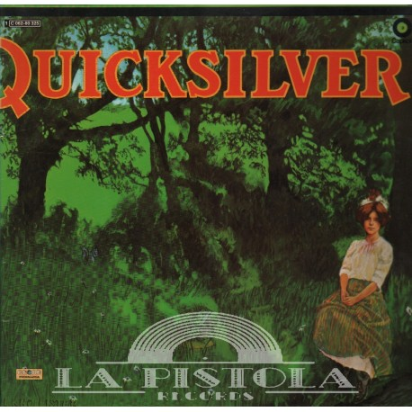 Quicksilver - Shady Grove
