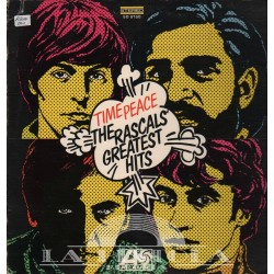 The Rascals - Time Peace/Greatest Hits