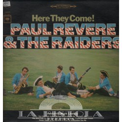 Paul Revere and the Raiders feat. Mark Lindsay - Here They Come