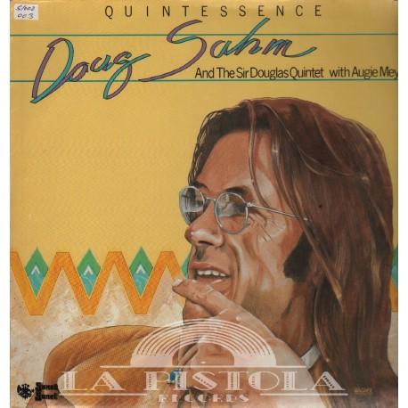 Doug Sahm and The Sir Douglas Quintet with Augie Meyers - Quintessence