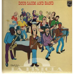 Doug Sahm and Band -Doug Sahm and Band