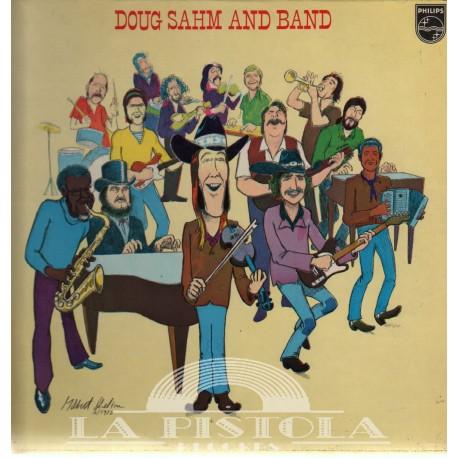 Doug Sahm and Band -Doug Sahm and Band