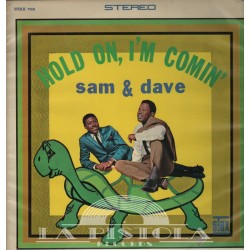 Sam & Dave - Hold On, I'M Comin'