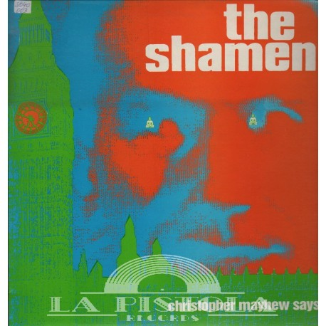 The Shamen - Christopher Mayhew Says