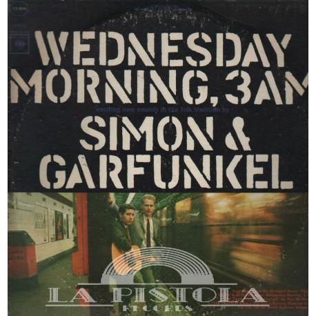 Simon and Garfunkel - Wednesday Morning, 3 AM