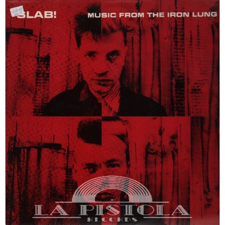 SLAB - Music From The Iron Lung