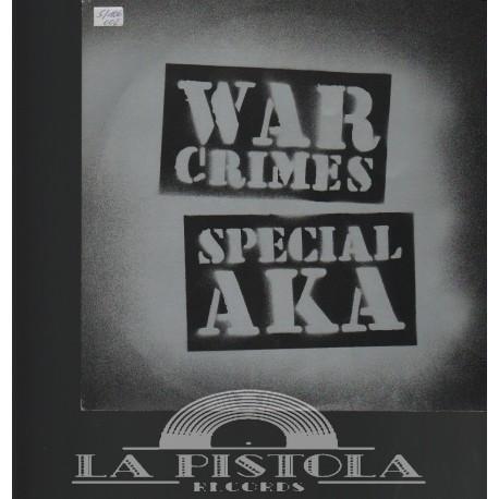 Specials (Specials AKA) - War Crimes
