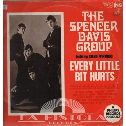 The Spencer Davis Group (feat. Stevie Winwood) - Every Little Bit Hurts