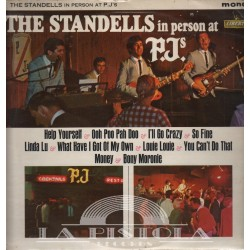 The Standells - The Standells In Person At P. J.s