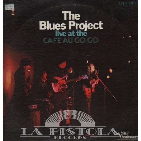 The Blues Project - Live At The Café Au Go Go