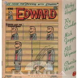 """Nicky Hopkins, Ry Cooder, Mick Jagger, Bill Wymann, Charly Watts - """"Jamming With Edward!"""""""
