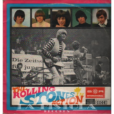 The Rolling Stones - In Action