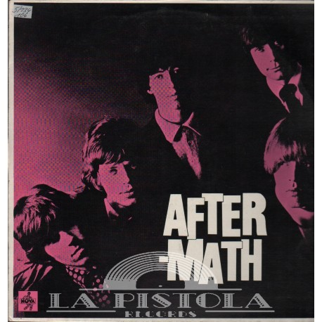 The Rolling Stones - Aftermath - La-Pistola-Records com
