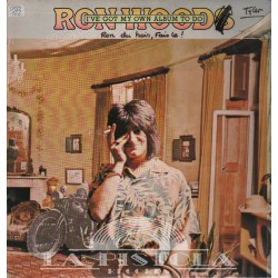 "Ron Wood  - ""I've Got My Own Album To Do"""