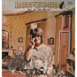 "Ron Wood  - ""I've Got My Own Album To Do"""