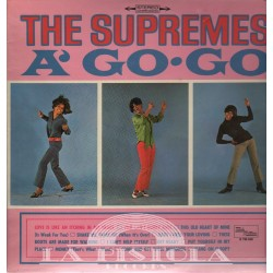 The Supremes - A' Go-Go