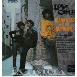Ross, Diana, and the Supremes - Love Child