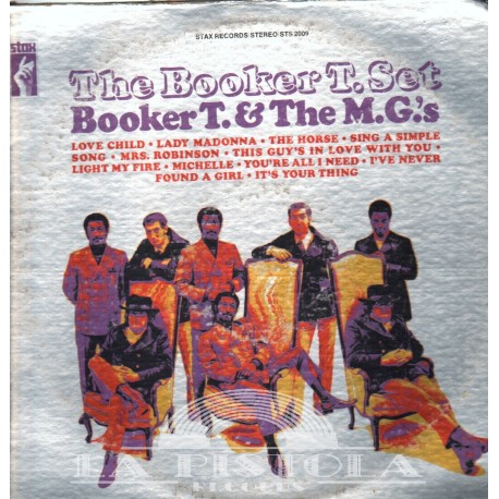 Booker T and the MG's - The Booker T. Set