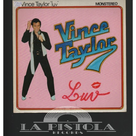 Vince Taylor - Luv