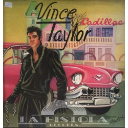 Vince Taylor - Cadillac