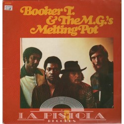 Booker T and the MG's - Melting Pot