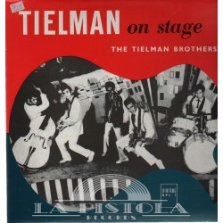 The Tielman Brothers - On Stage