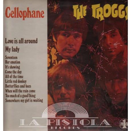 cellophane the troggs