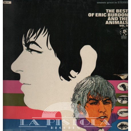The Animals & Eric Burdon - The Best Of Eric Burdon And The Animals – Vol. II