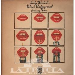 Velvet Underground - Andy Warhol's Velvet Underground feat. Nico