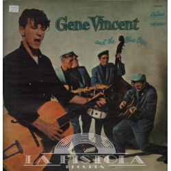 Gene Vincent and the blue caps - Vincent,Gene, and the blue caps