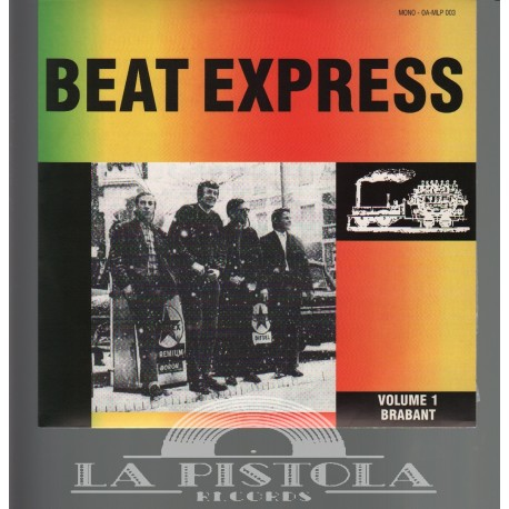 Various - Beat Express - Volume 1 Brabant
