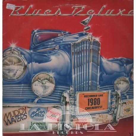 Various - Blues De Luxe - Recorded Live 1980 Chicagofest
