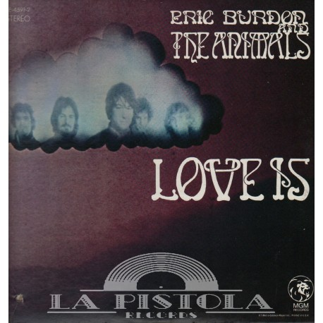 The Animals & Eric Burdon - Love Is