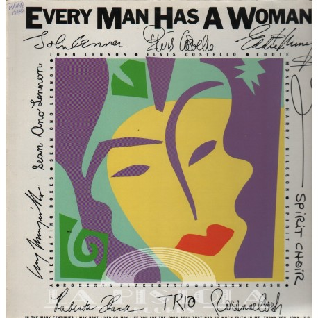 Various - Every Man Has A Woman