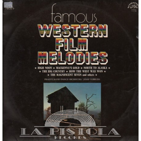 Various - Famous Western Film Melodies