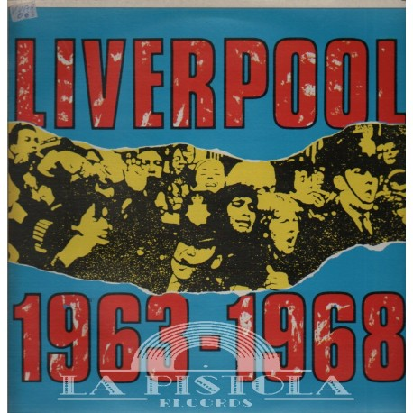 Various - Liverpool 1963-1968