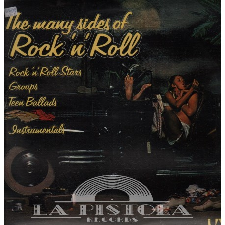 Various - The  Many Sides Of Rock'n'Roll