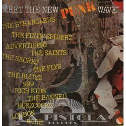 Various - Meet The New Punk Wave