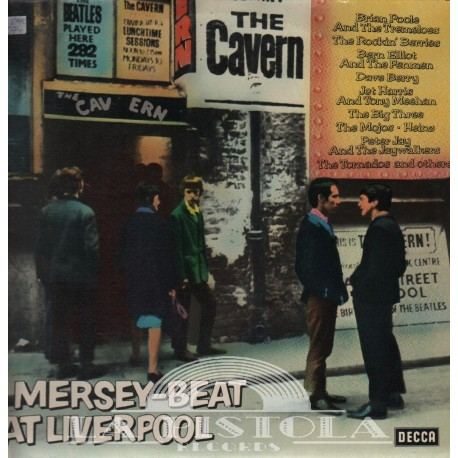 Various - Mersey-Beat At Liverpool